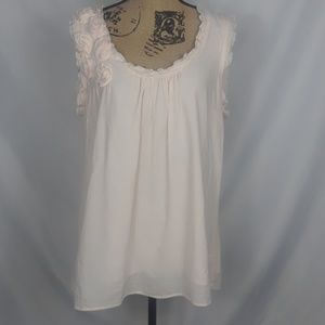 Ann Taylor Loft Cotton top